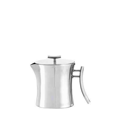 Tea pot 21 cl Bamboo Stainless steel 18/10
