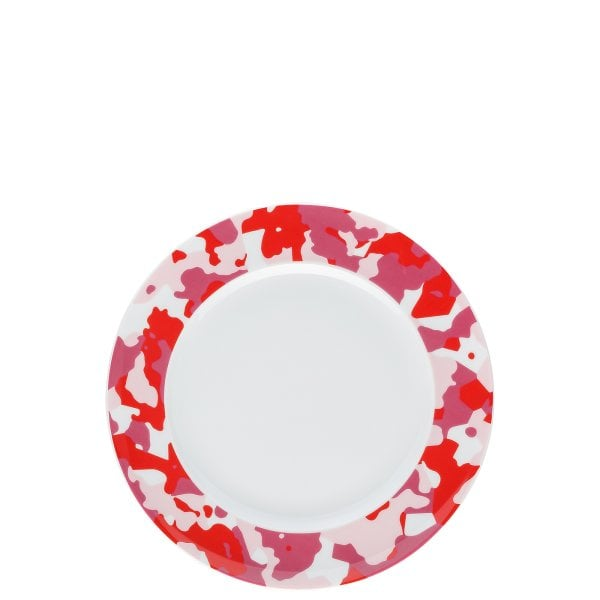 Plate 22 cm Sunny Day Camo Red