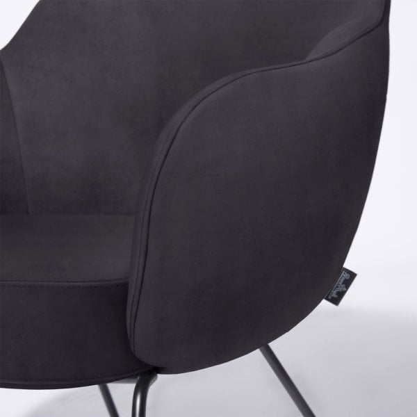 Chair HOLD Asphalt Grey Fabric