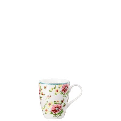 Mug with handle Springtime Flowers