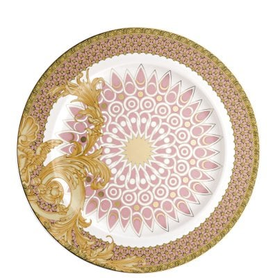 Wall plate 30 cm Versace Les reves Byzantins