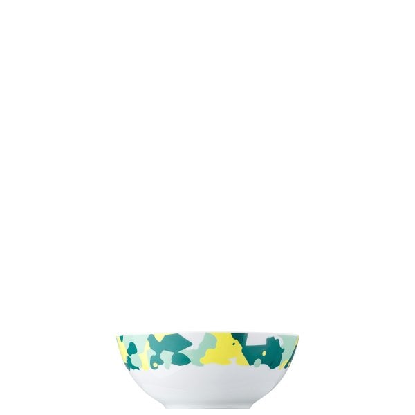Cereal bowl 15 cm Sunny Day Camo Green