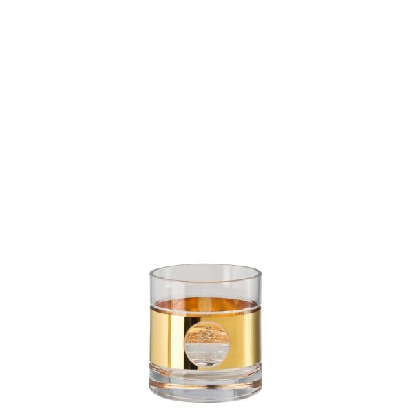 Whisky Double Old-Fashioned Medusa Madness Oro