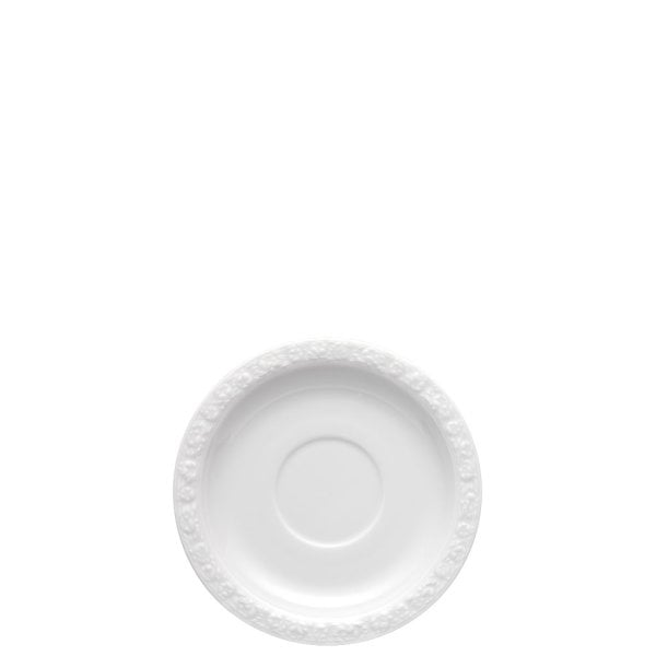 Saucer 4 low Maria White