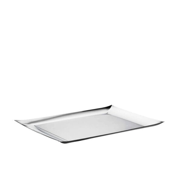 Tray no handle 43 x 28 cm Linea Q Stainless steel 18/10