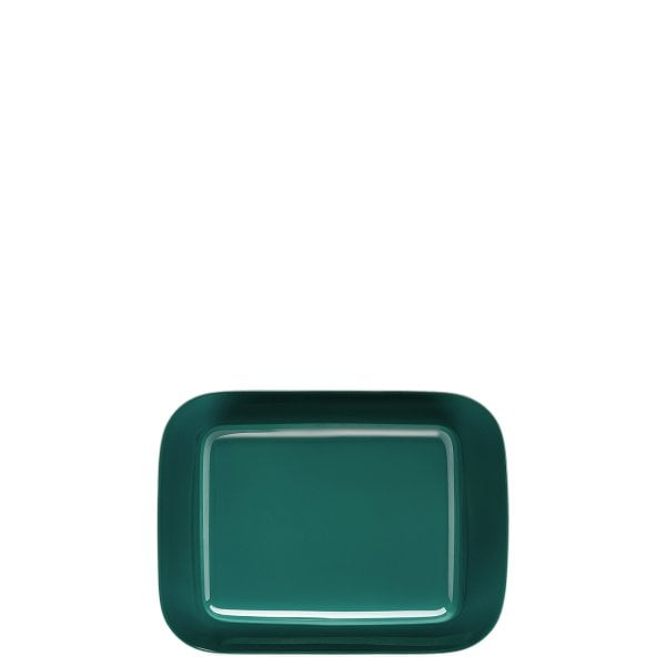 Butter dish 250 gr. Sunny Day Seaside Green