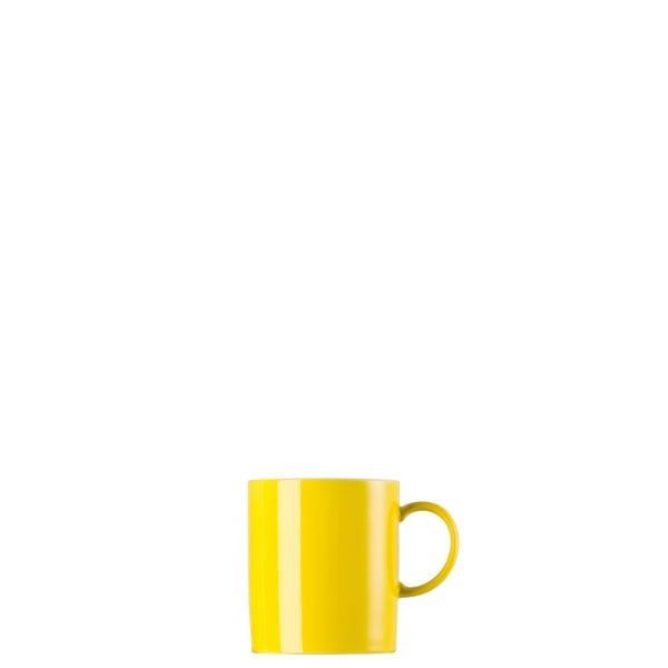 Mug with handle Sunny Day Neon Yellow