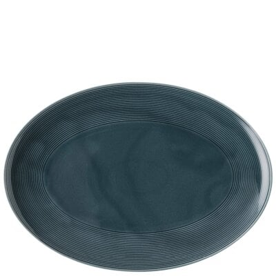 Platter 34 cm Loft by Rosenthal Colour - Night Blue