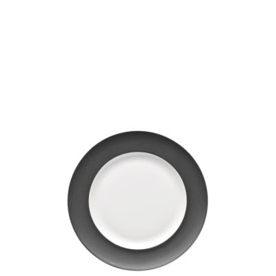 Assiette plate 18 cm Sunny Day Grey