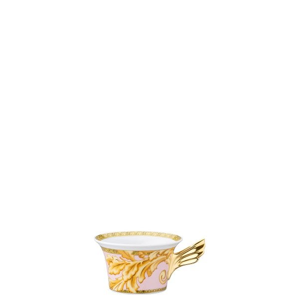 Tea cup & saucer / 25 years Versace Les reves Byzantins