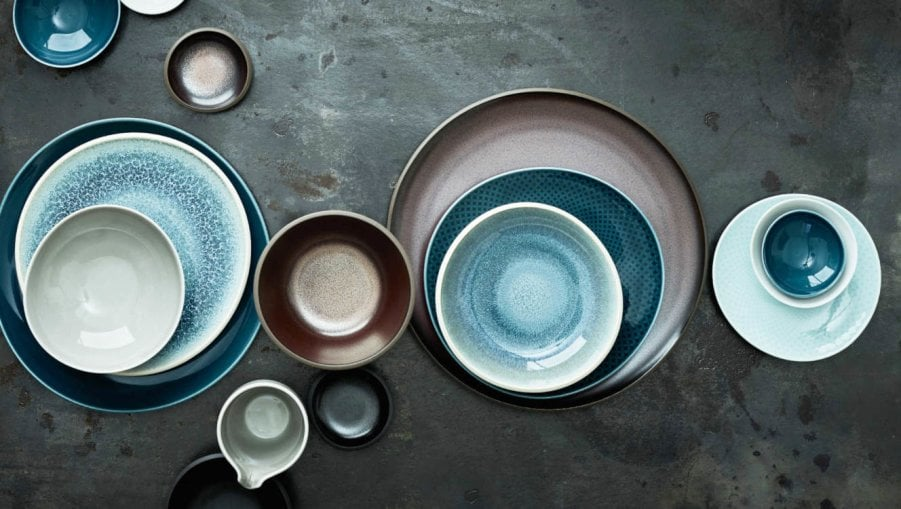 - Junto is sure to impress with its modern blend of porcelain and ceramics